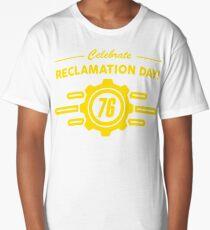 Vault 76 Reclamation Day Long T-Shirt