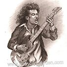 Angus Young by Alleycatsgarden