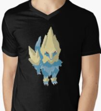 Ember's Manectric (No outline) Men's V-Neck T-Shirt
