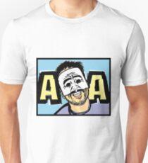 AngryAussie Mask Shirt Unisex T-Shirt