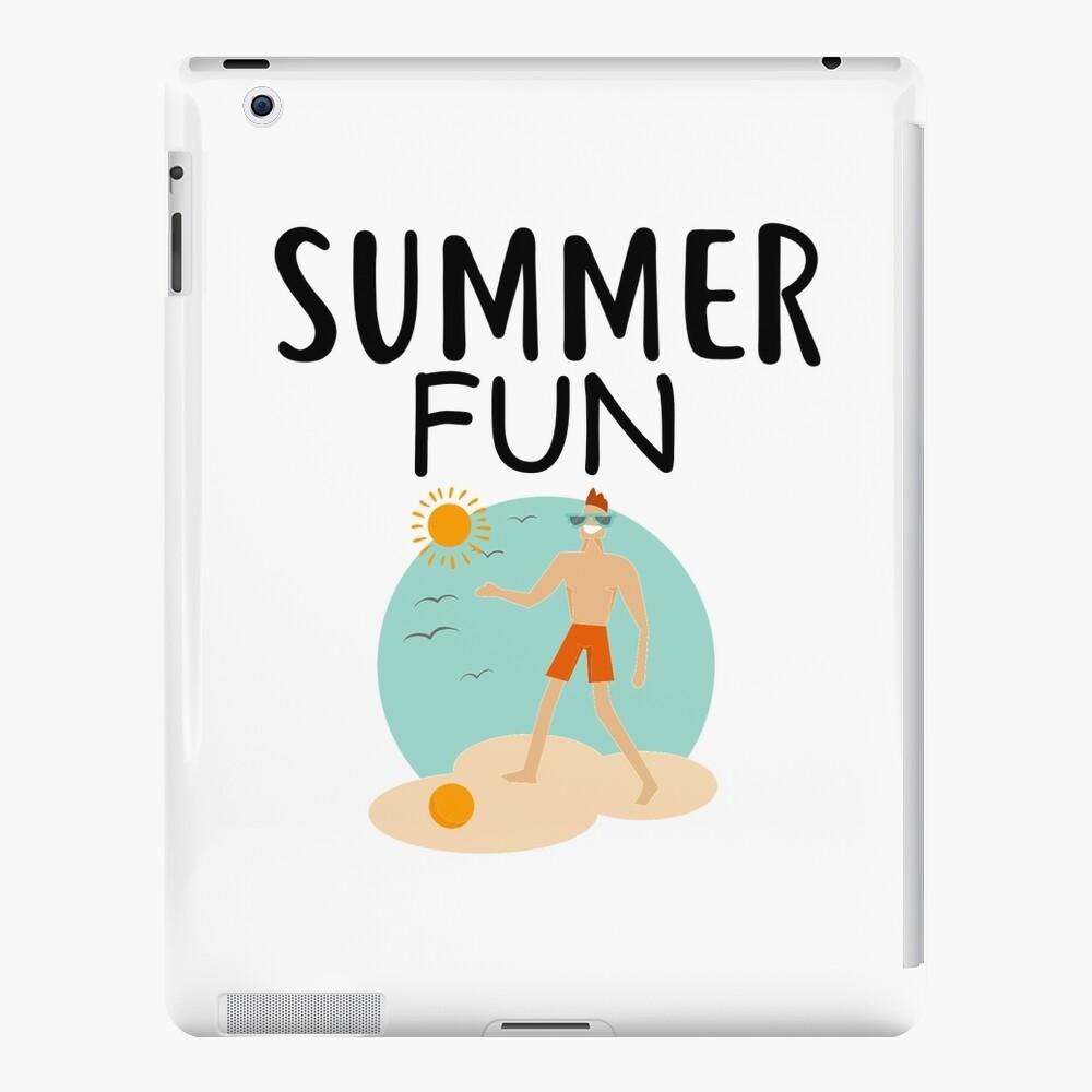 Summer Fun iPad-Hülle & Skin