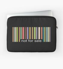 not for sale Laptop Sleeve