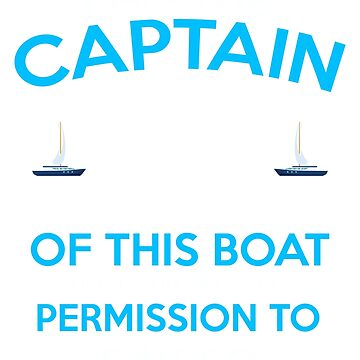 I am the Boat Captain Shirt Gift Father's day by QuinnShirt