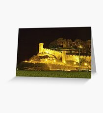 Tossa de Mar - Spain Greeting Card