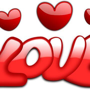 Love  by Wallfower