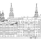 Moscow by franzi