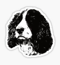 English Springer Spaniel Sticker