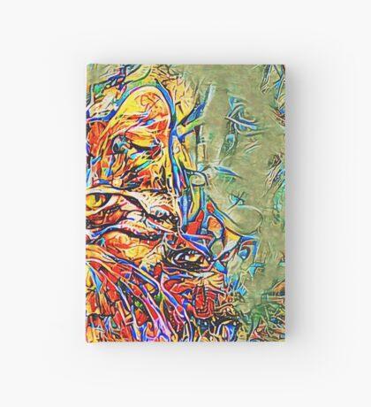 Ninja Cat. Deep Neural Networks #Art Hardcover Journal