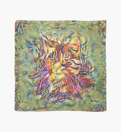 Ninja Cat. Deep Neural Networks #Art Scarf