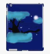 Wherever You Are... iPad Case/Skin