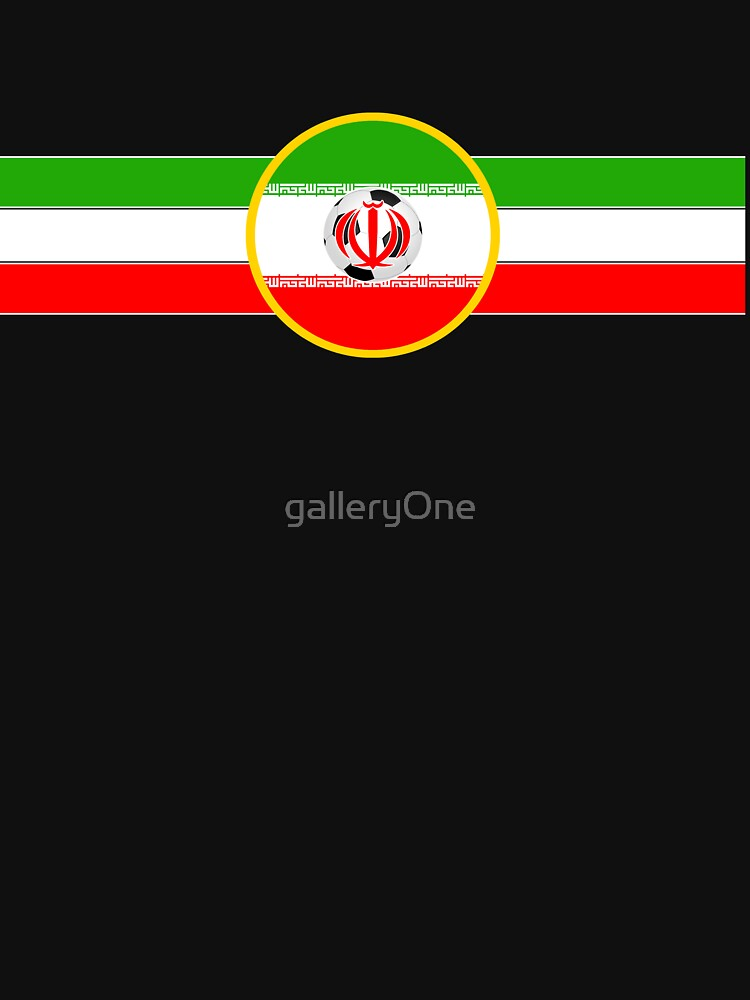Iran World Cup Shirt Football Kit For Russia 2018 Iranian National Team Store Soccer Jersey For Fans Of The Princes Of Persia by galleryOne
