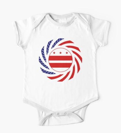 DC Murican Patriot Flag Series Kids Clothes