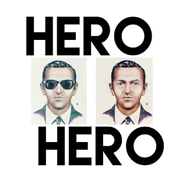 D.B. Cooper is a Hero by hairtriggertism