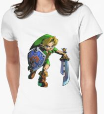 Link Women's Fitted T-Shirt