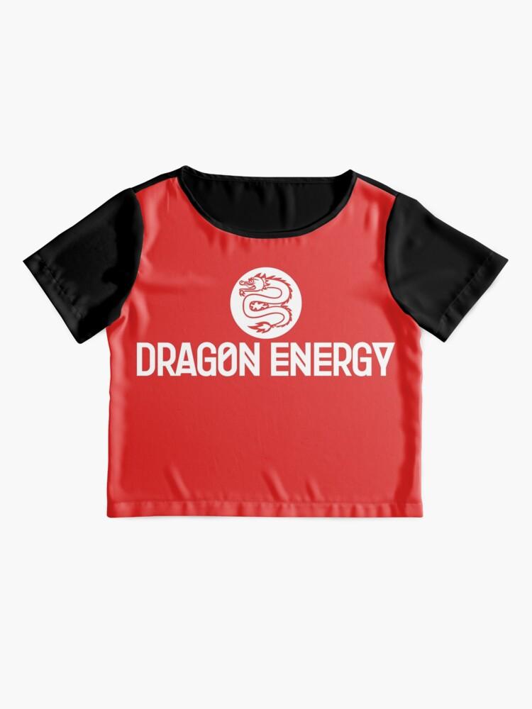 Dragon Energy - Kanye & Trump Power Brothers | Women's Chiffon Top