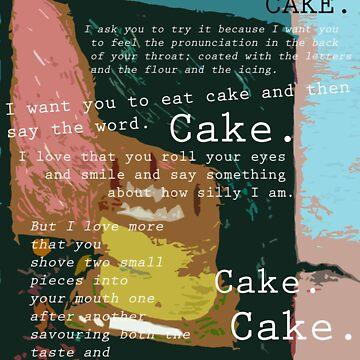 cake by JuileeP