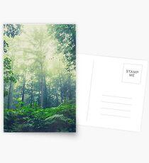 summer green Postcards