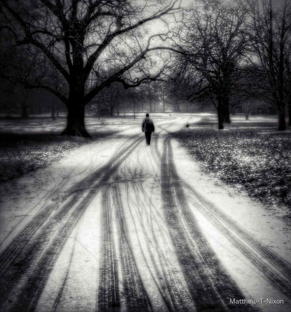 The Season of Isolation by Matthew-T-Nixon