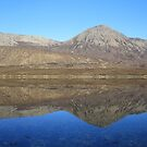 Loch Ainort reflections - Panorama by Maria Gaellman
