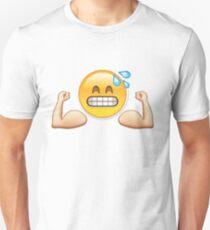Gym Emoji Unisex T-Shirt
