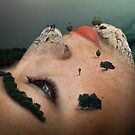 Natural Makeup by Monica Carvalho (mofart_photomontages)