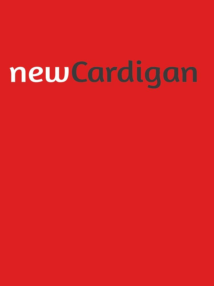 newCardigan charcoal logo by newCardigan