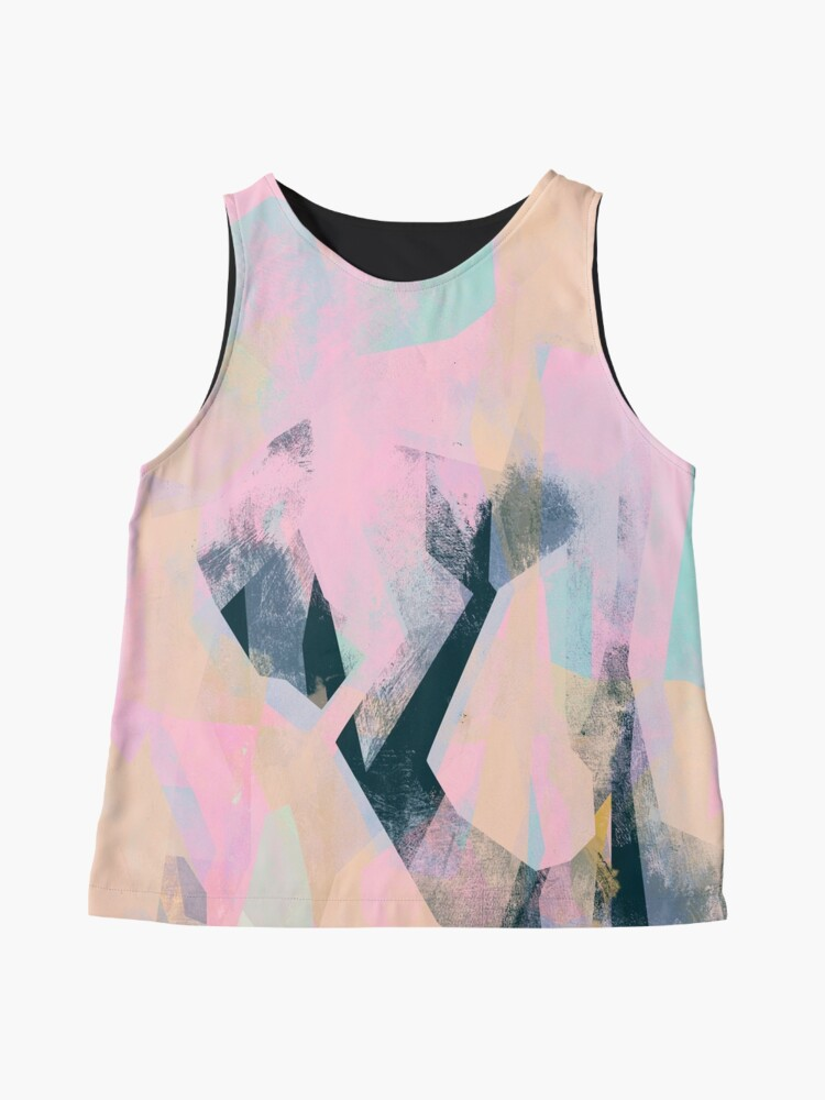 Alternate view of Camouflage XXX Sleeveless Top