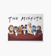 The Misfits - Friends Art Board