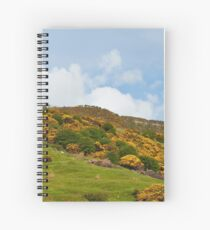 County Antrim Hills. Spiral Notebook
