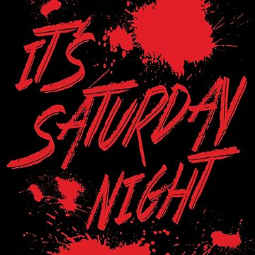 Bloody Saturday Night by WhipLeen