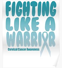 Cervical Cancer Awareness Posters | Redbubble