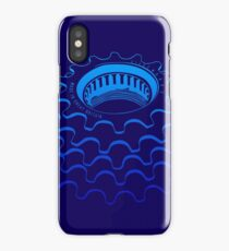 6 Speed Cassette iPhone Case