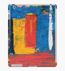 colorful square painting  iPad Case/Skin