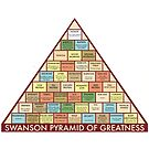 Pyramid of Greatness Poster by megsmillie