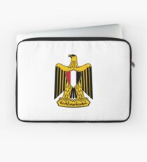 Coat of arms of Egypt Laptop Sleeve