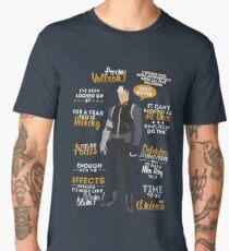 Shiro Quotes Men's Premium T-Shirt
