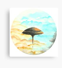 Cloud City on Planet Bespin, Star Wars Canvas Print