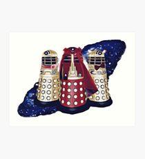 Dalek Squad - Doctor Who Art Print