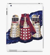 Dalek Squad - Doctor Who iPad Case/Skin