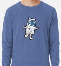 Blur - Milky Lightweight Sweatshirt