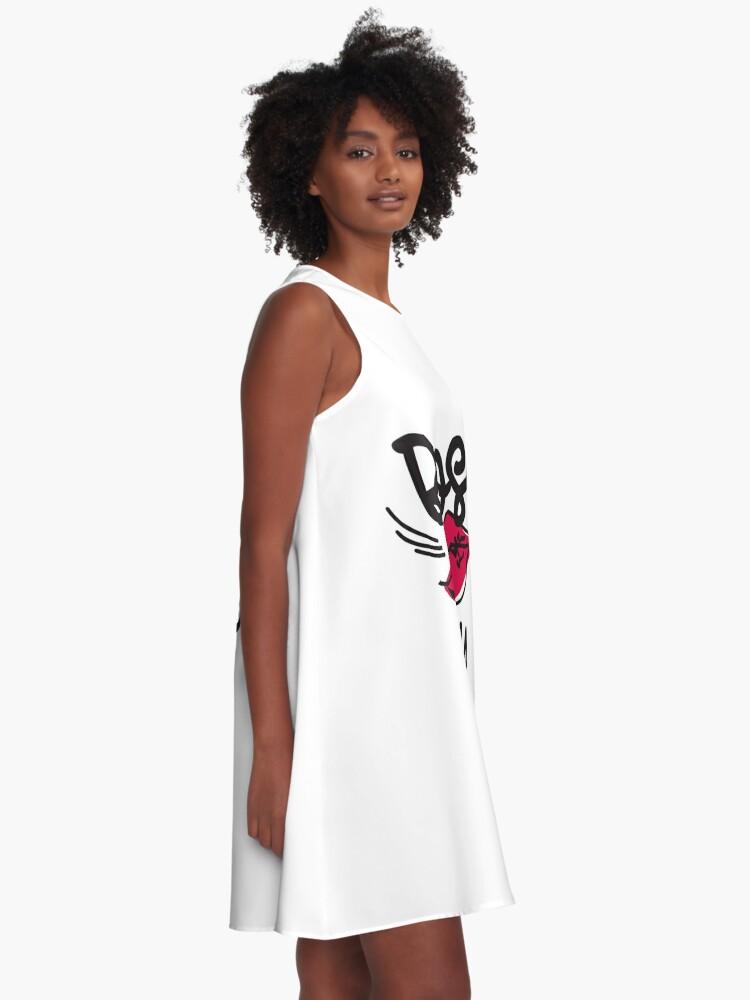 Alternative Ansicht von Chefin A-Linien Kleid