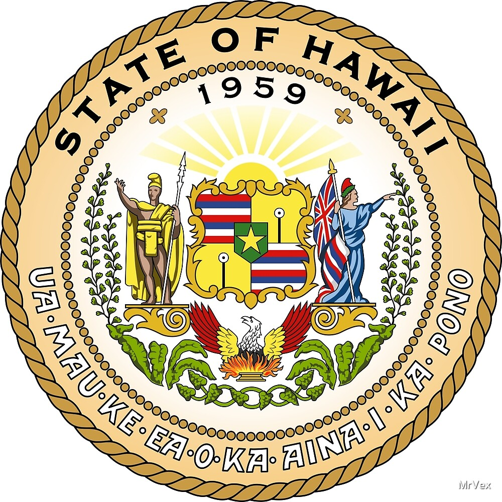Seal of the State of Hawaii\