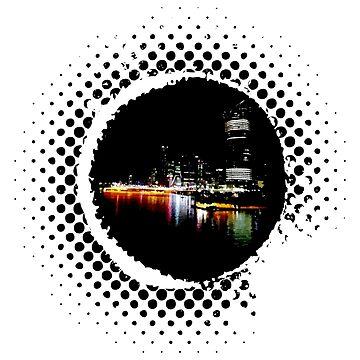 Brisbane City - Australia by annaleebeer