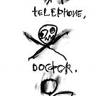 Telephone, Doctor, Woman by ReBecca Gozion