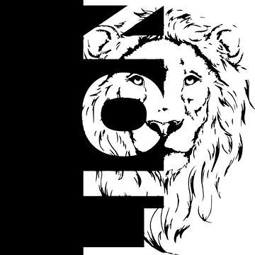lion's head by kartickdutta101