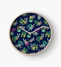 Australian Bilby (non-Easter version) Clock