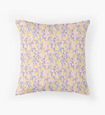 Golden Wattle - Navy & Blush Floor Pillow