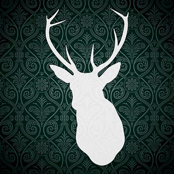 The Stag by rachelGatlin
