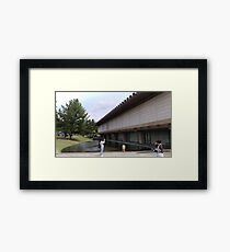 Nara Museum (Nara) Framed Print