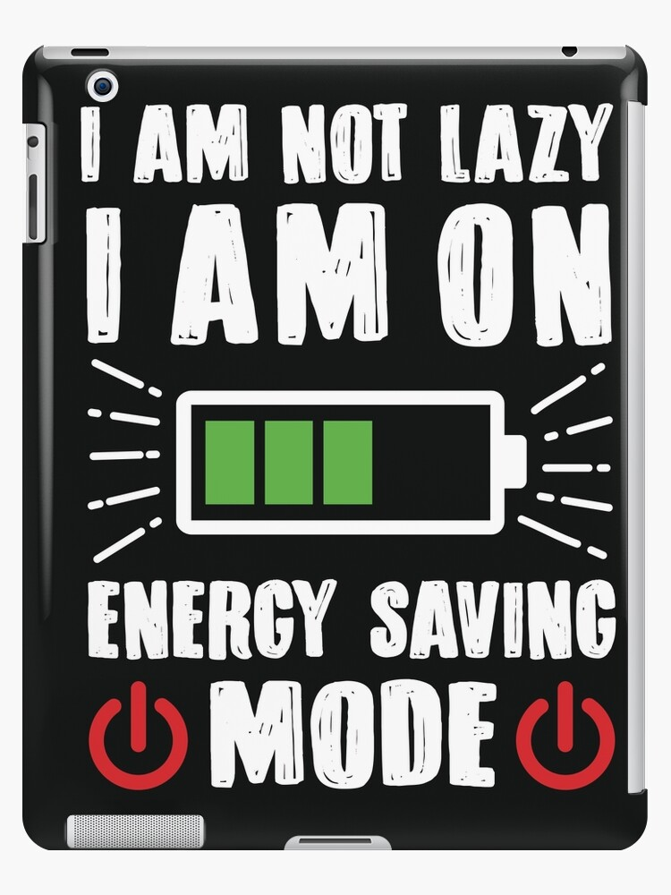 Energy Saving Mode by Camarada223